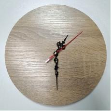 Настенные часы из ДСП