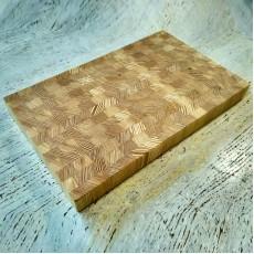 Доска для нарезки деревянная /сосна/