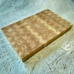 Доска для нарезки деревянная