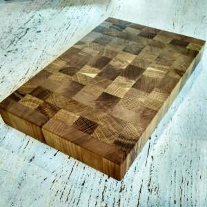 Доска разделочная деревянная /прямоугольная/