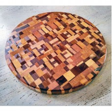 Доска для нарезки разделочная деревянная