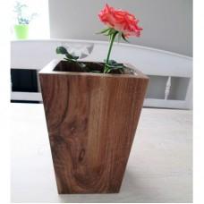 Деревянная ваза /купить/