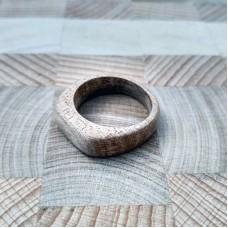 Кольцо из дерева /береза, ольха/