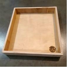 Коробка неокрашенная