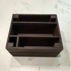 Ящик для столовых приборов, салфеток, специй